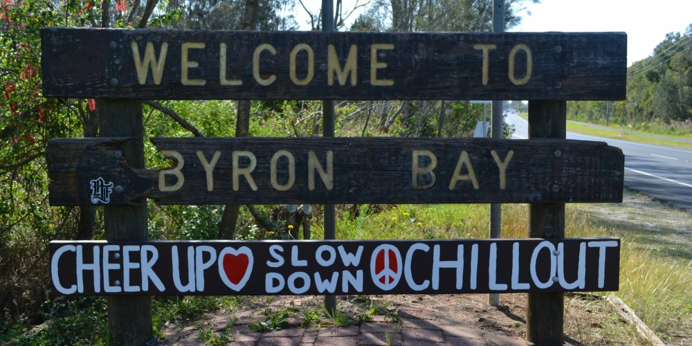 Byron Bay Welcome