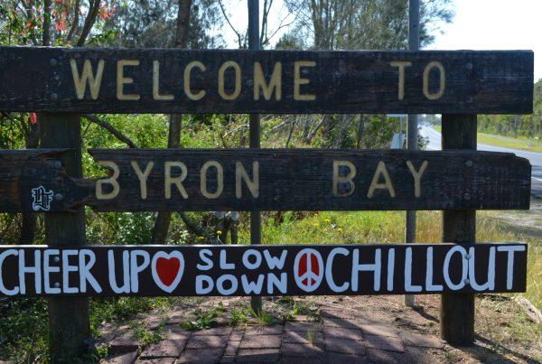 Byron Bay Welcome