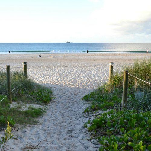 Clarke's Beach Track