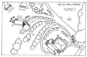 Lily Pad Map