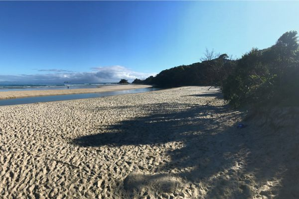 Byron Bay Beach Sunrise