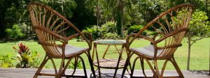 Relax at The Lily Pad in Byron Bay