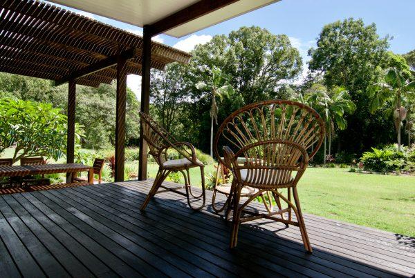 Studio Deck Chairs