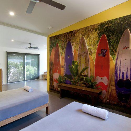 Surf Mural Retreat