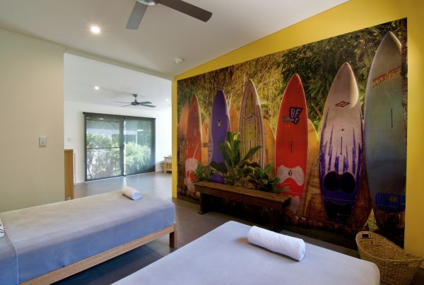 Surf Mural Retreat