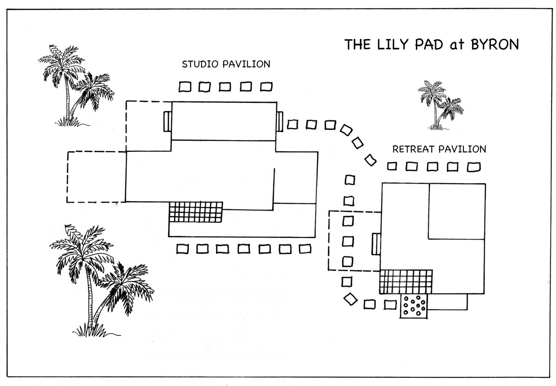 Lily Pad Byron Floor Plan