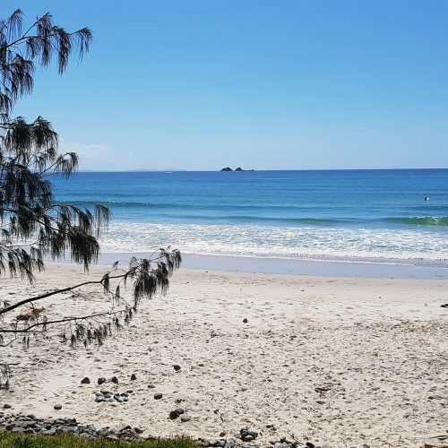 Clarke's Beach Byron Bay